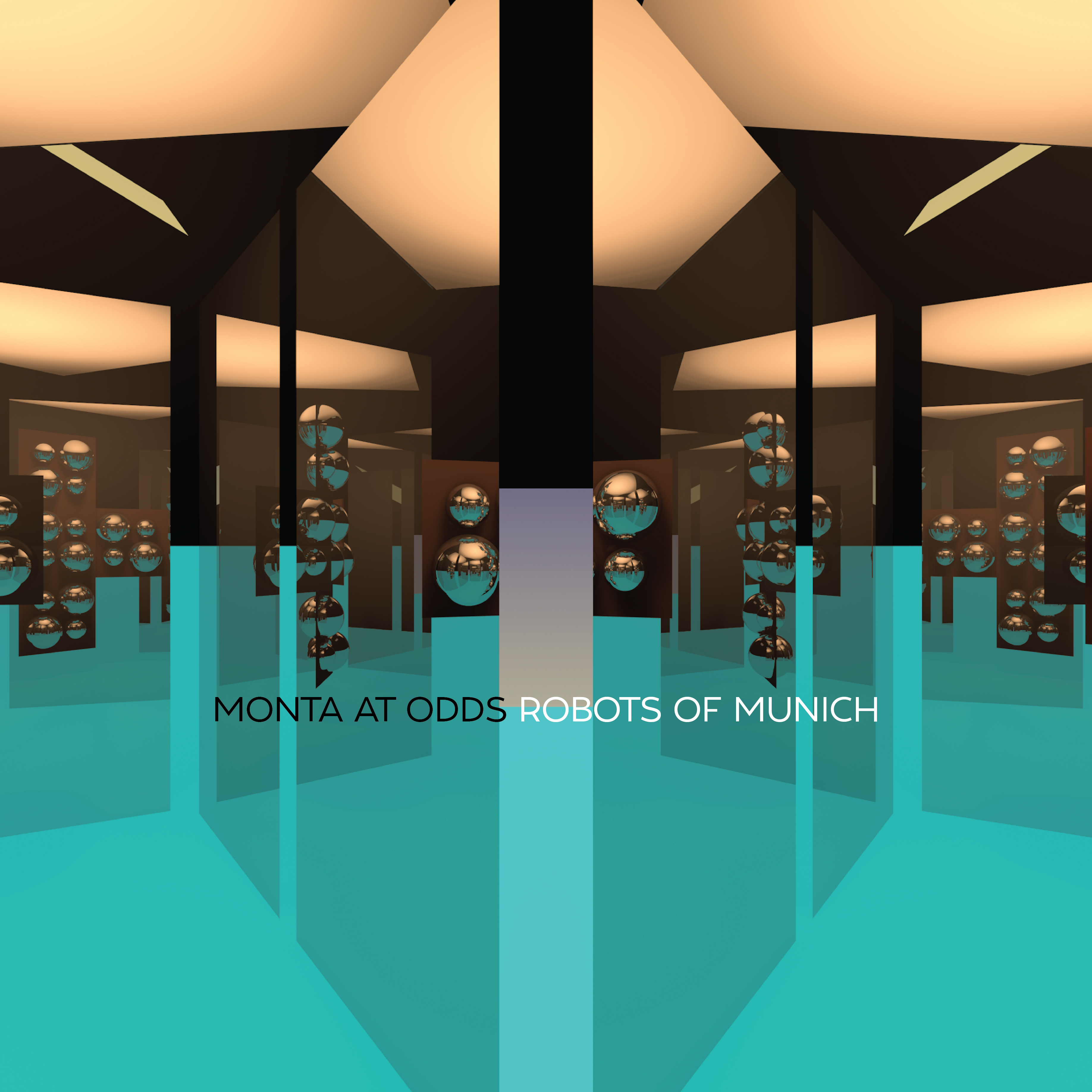 Monta At Odds - Robots of Munich