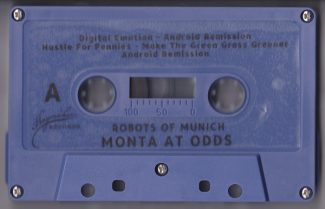 Monta at Odds - Robots of Munich tape