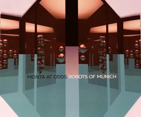 Robots of Munich Vinyl Sleeve