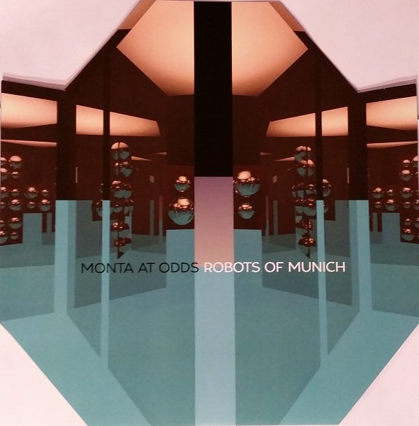 Robots of Munich Vinyl Sleeve