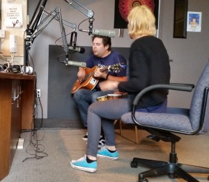 Schwervon! on KKFI