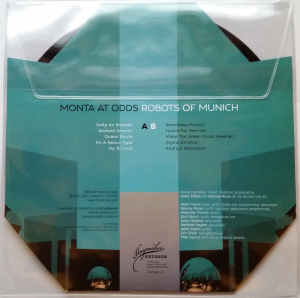 "Monta at Odds - Robots of Munich ""Back"" (Psych Fest Pressing)"