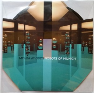 Monta at Odds - Robots of Munich (Psych Fest Pressing)