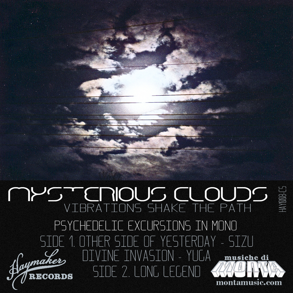 Mysterious Clouds - Vibrations Shake the Path