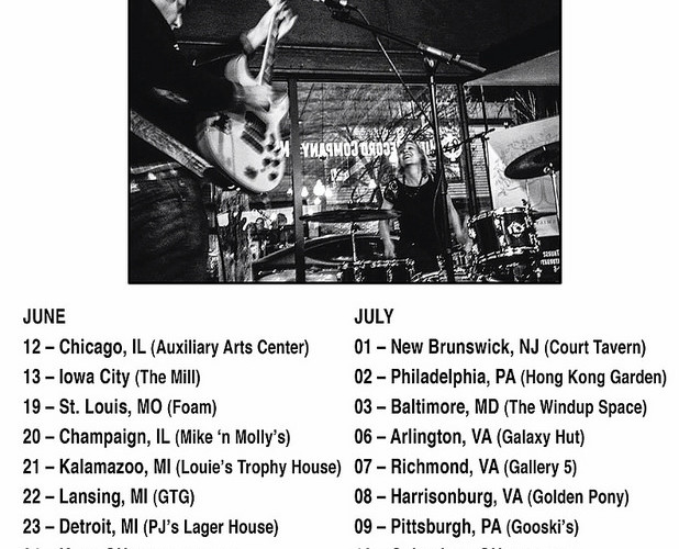 Schwervon! East Coast 2015 Tour