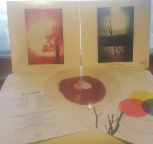 Be/Non - Mystic Sunrise / Sunset Magic - LP Packaging