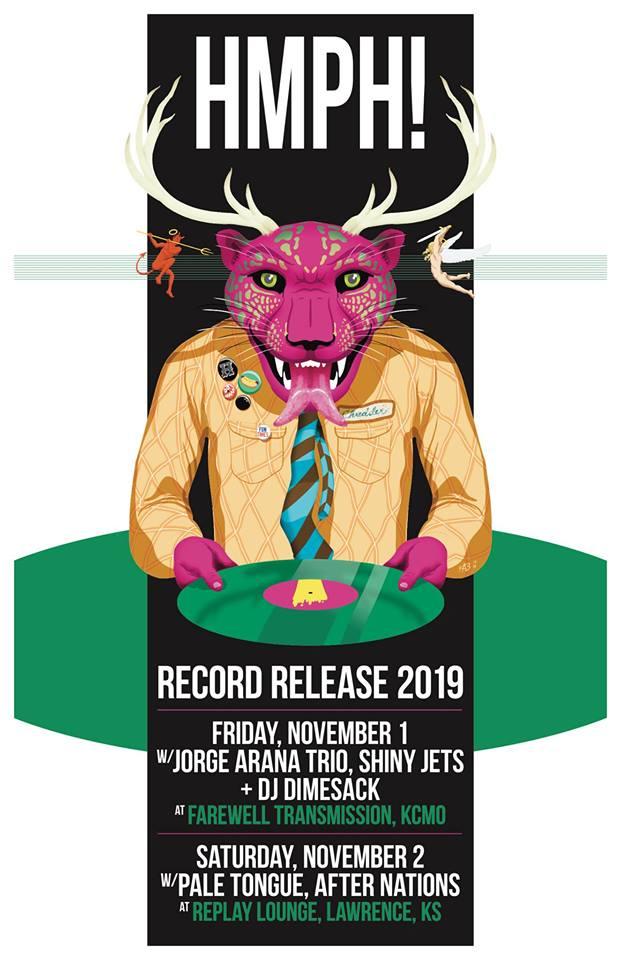 HMPH! Release Parties