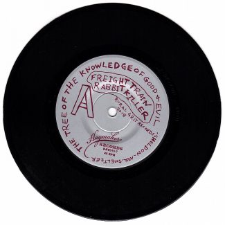 Freight Train Rabbit Killer - Wake Snake Death Dance Vol. 2 Black Vinyl A-Side