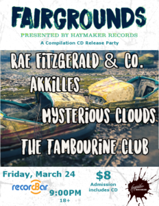 Fairgrounds Vol 2 - 03/24/17