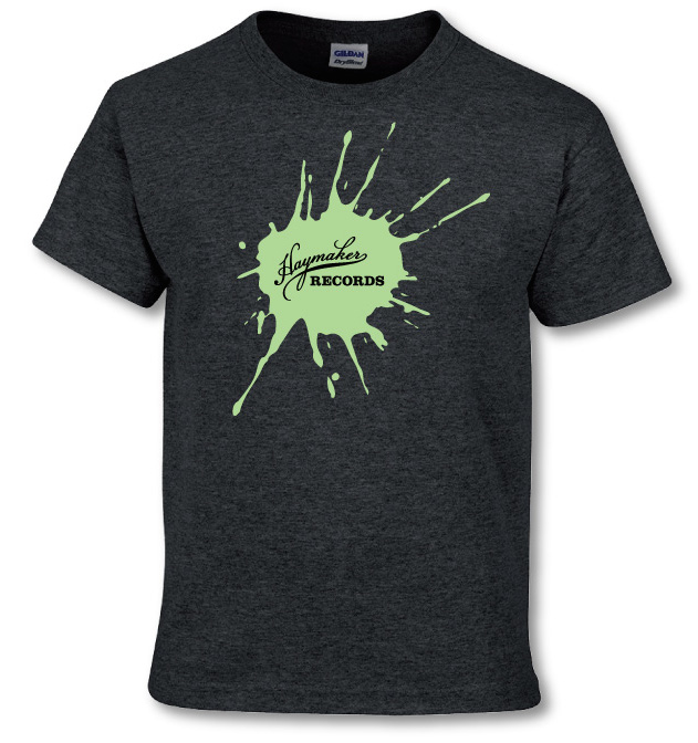 Haymaker Black & Green T-Shirt