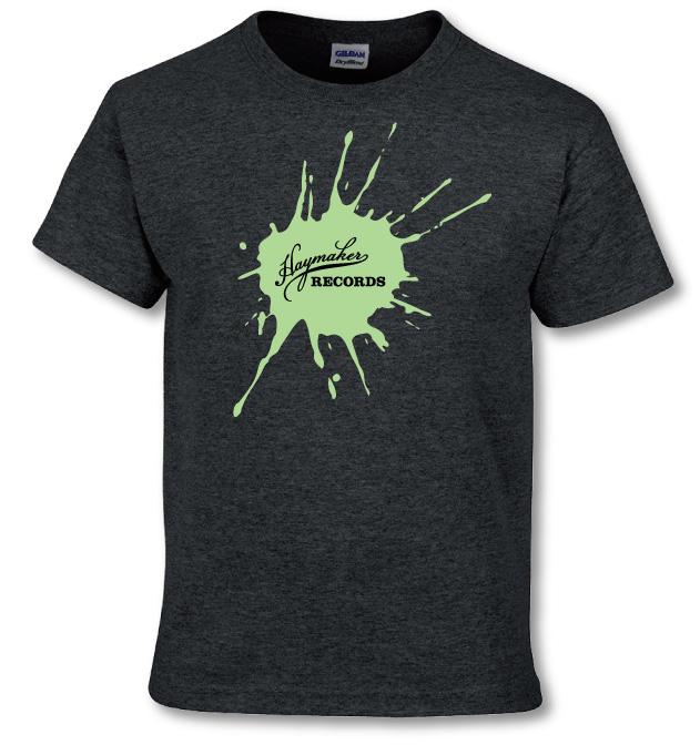 Haymaker Black & Green T-Shirt