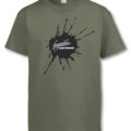 Haymaker Records Lieutenant Green T-Shirt