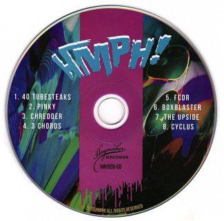 HMPH! - CD