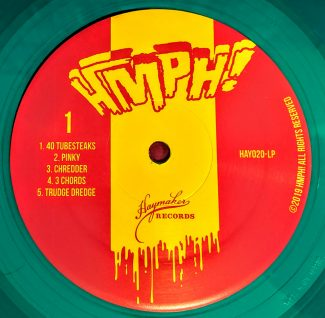 HMPH! - LP Label - Side 1