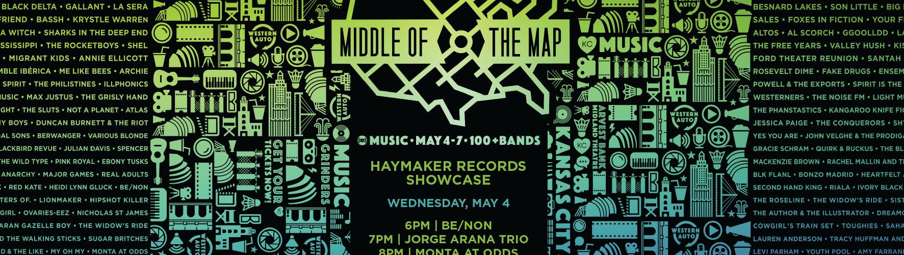 Haymaker Records Showcase MOTM 2016
