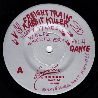 Freight Train Rabbit Killer Vol. 4 - Label A - Black