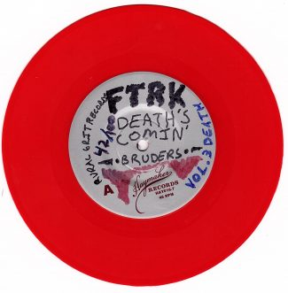 Freight Train Rabbit Killer - Vol. 3 Record Red - A