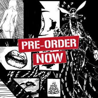 freight train rabbit killer vol 2 pre-order