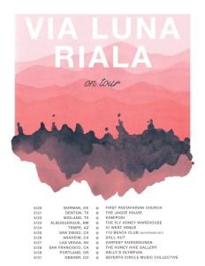 Riala / Via Luna - Tour 2016