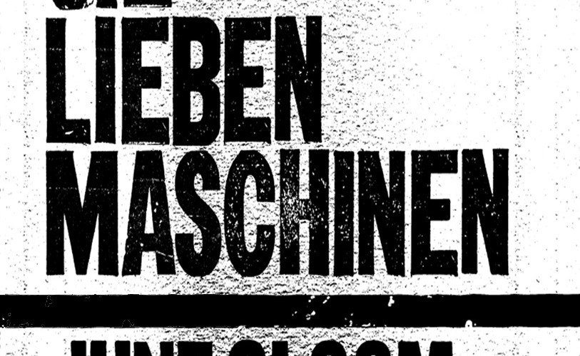 Sie Lieben Maschinen - June Gloom Cassette Cover