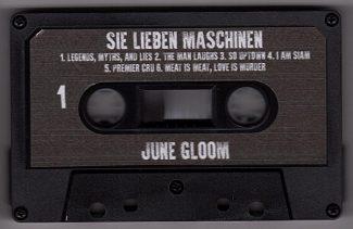 Sie Lieben Maschine Cassette Side 2